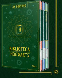 Biblioteca Hogwarts - J.K.Rowling