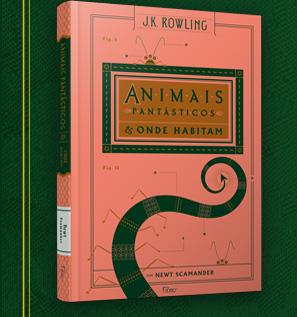 Animais fantásticos e onde habitam - J.K.Rowling