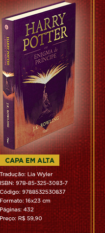Harry Potter e o Engima do Príncipe