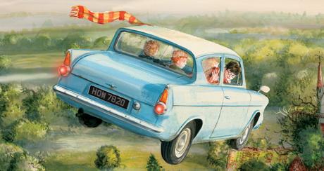 Jim Kay sobre HP e a Câmara Secreta Ilustrado