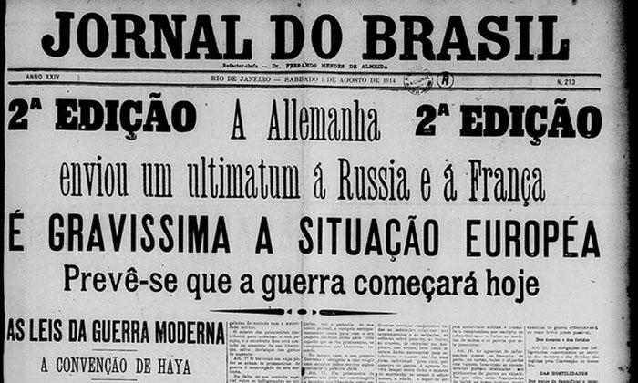 jornal do brasil_primeira guerra