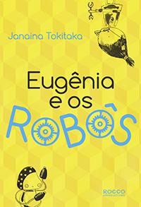 Eugenia e os robos_capa