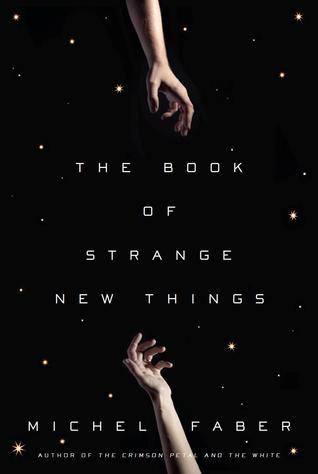 """Edição britânica de """"The book of strange new things"""""""