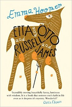 """Capa britânica de """"Etta and Otto and Russell and James"""""""