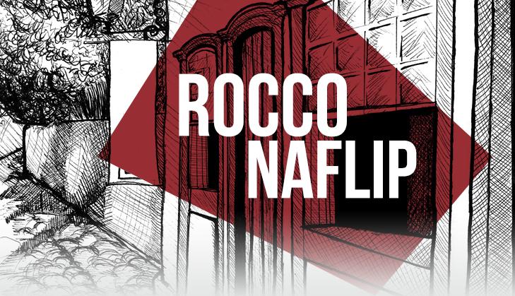 Especial Rocco na Flip