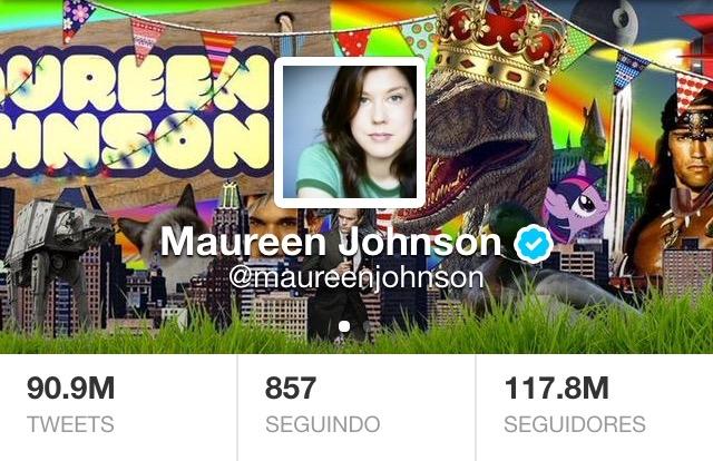 twitter maureen