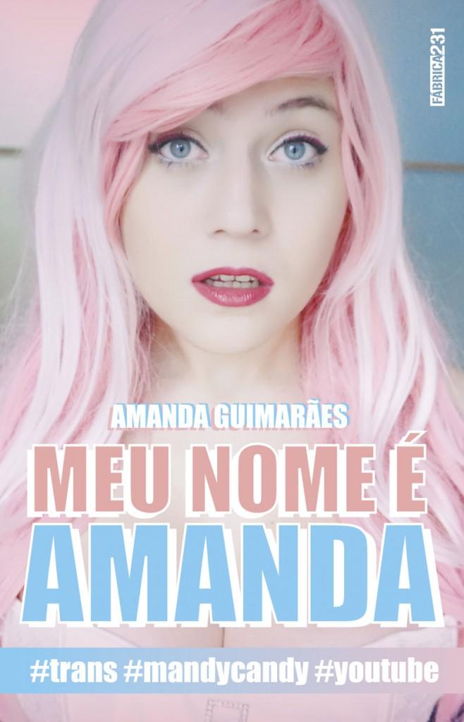capa Meu nome e Amanda