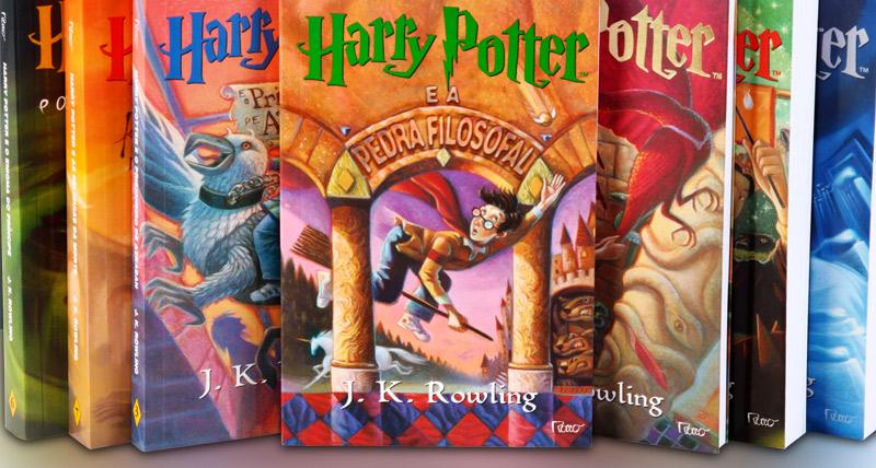 Como Harry Potter mudou minha vida