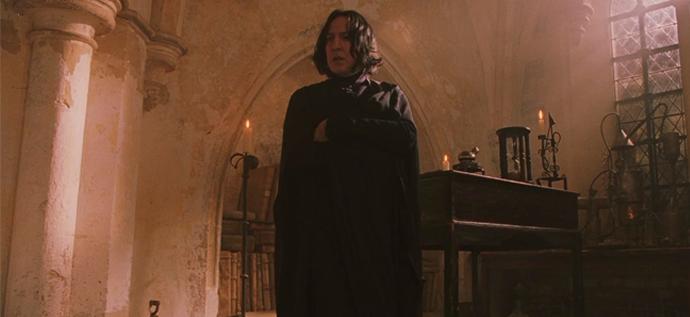 Severo Snape – o mestre de poções que amamos odiar