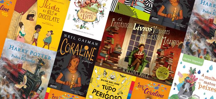 Oito livros para ler com os pequenos