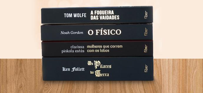 Clássicos Rocco em novas edições