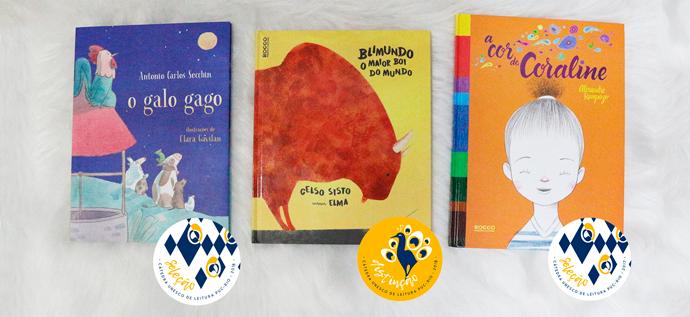 Livros infantis recebem selo da Unesco