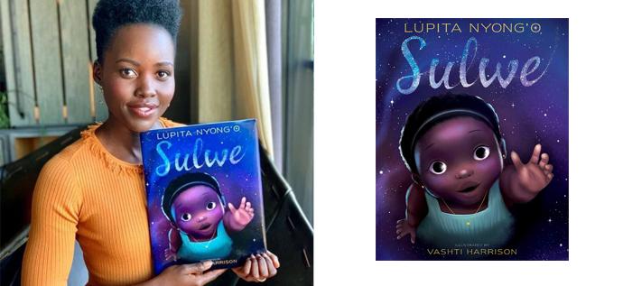 Rocco publicará livro infantil da atriz Lupita Nyong'o
