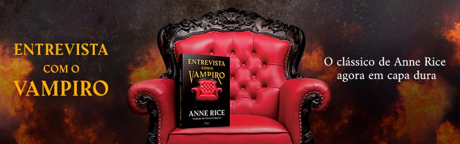 Entrevista com o Vampiro - Banner Site