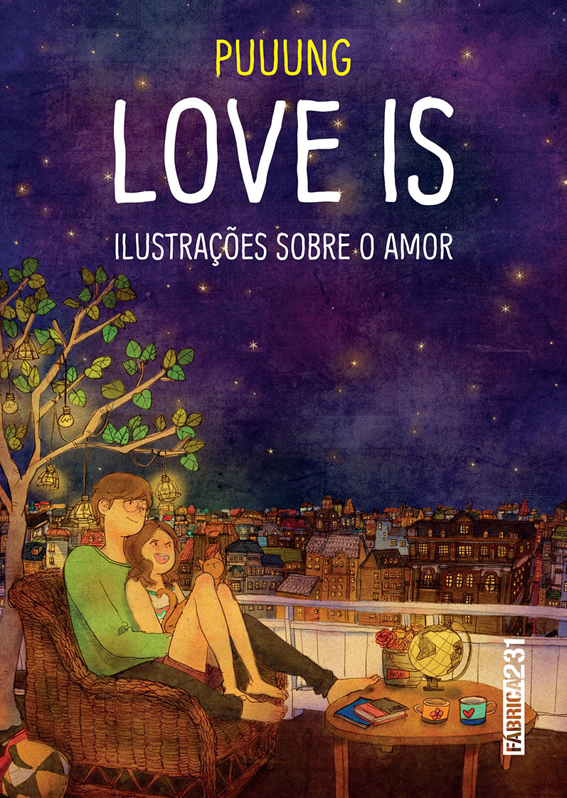Capa de Love is