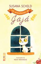 Capa de As aventuras de Jajá