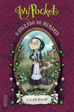Capa de Ivy Pocket: O segredo do diamante