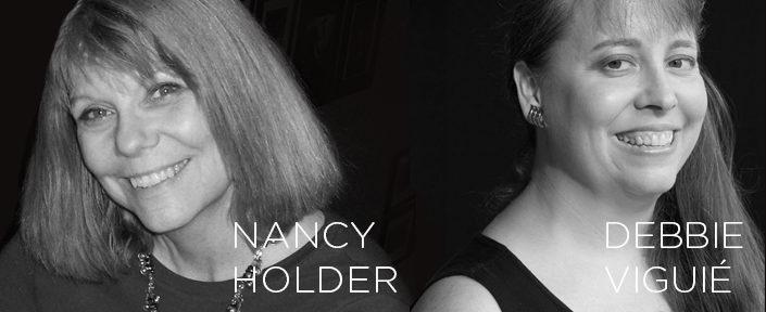 Imagem de NANCY HOLDER & DEBBIE VIGUIÉ