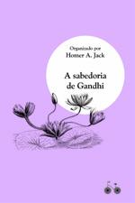 Capa de A sabedoria de Gandhi