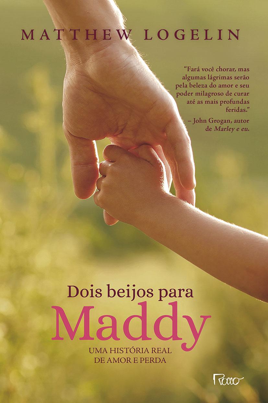 Capa de Dois beijos para Maddy