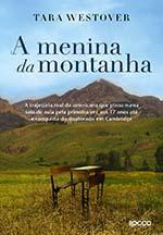 Capa de A menina da montanha