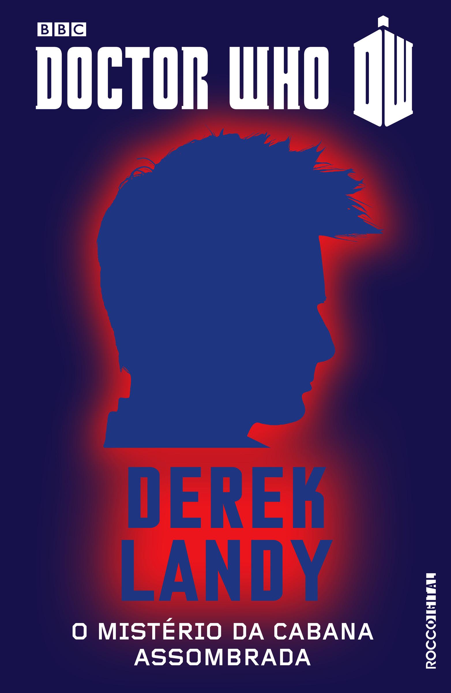 Capa de Doctor Who: O mistério da cabana assombrada