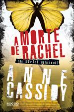 Capa de A morte de Rachel