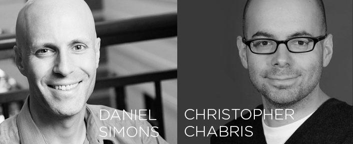 Imagem de CHRISTOPHER CHABRIS E DANIEL SIMONS