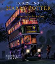 Harry Potter e o prisioneiro de Azkaban – Ilustrado