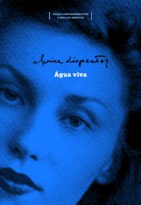 Capa de Água viva: edição com manuscritos e ensaios inéditos
