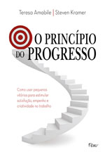 Capa de O Princípio do Progresso