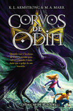Capa de Corvos de Odin