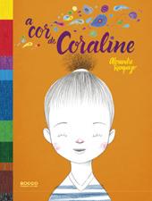 Capa de A cor de Coraline