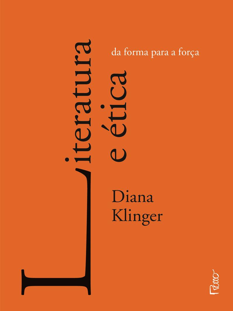Capa de Literatura e ética