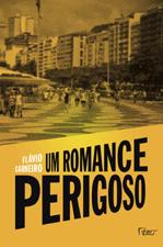 Capa de Um romance perigoso