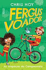 Capa de Fergus voador: as trapaças do campeonato