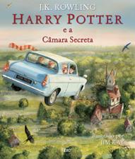 Harry Potter e a Câmara Secreta – Ilustrado