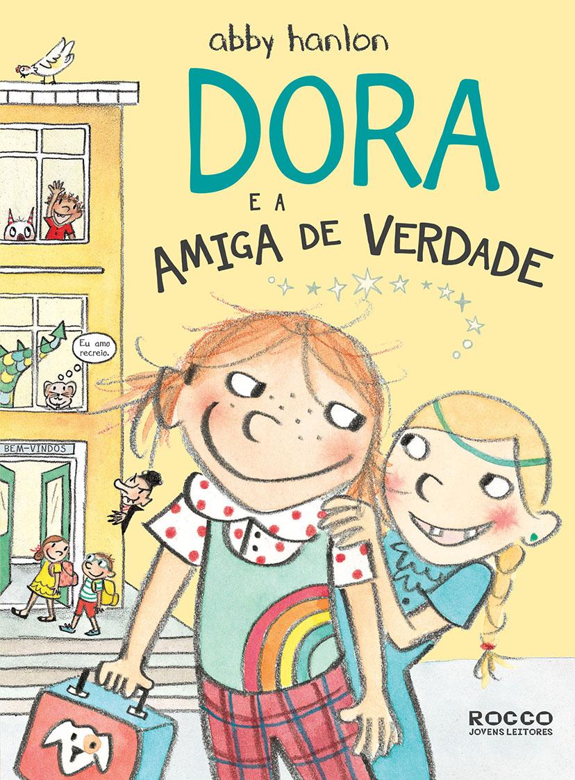 Capa de Dora e a amiga de verdade