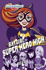 Capa de Batgirl na Super Hero High