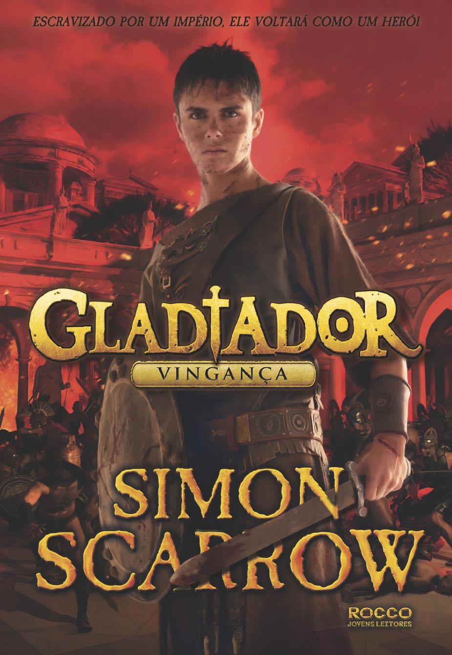 Capa de Gladiador - Vingança