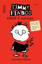 Capa de Timmy Fiasco: Errar é humano