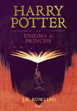 Harry Potter e o enigma do Príncipe (edição em capa dura)