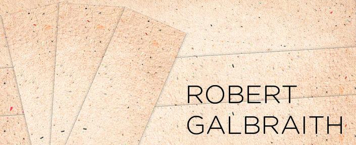 Imagem de ROBERT GALBRAITH