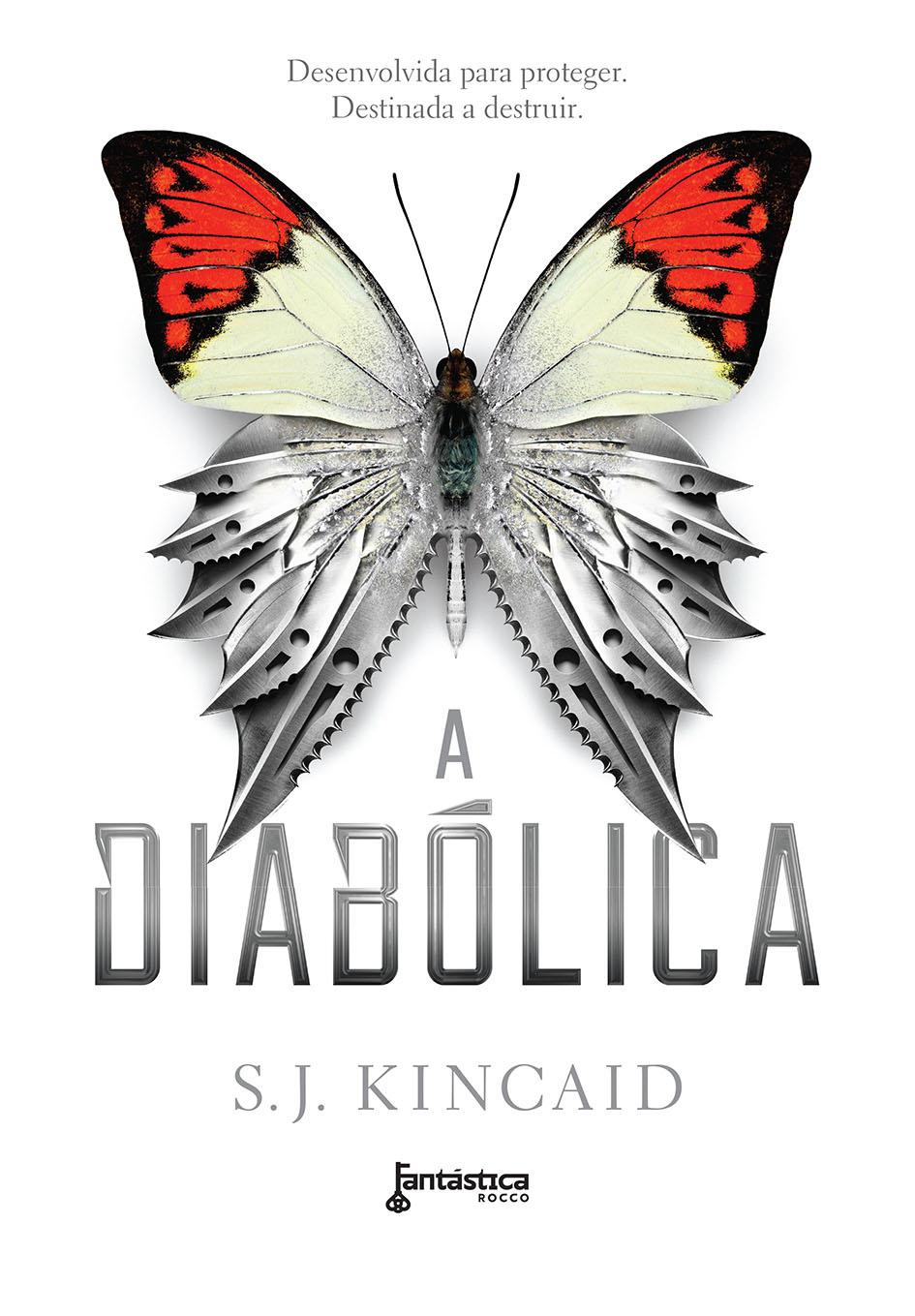 Capa de A diabólica