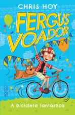Capa de Fergus Voador: A bicicleta fantástica