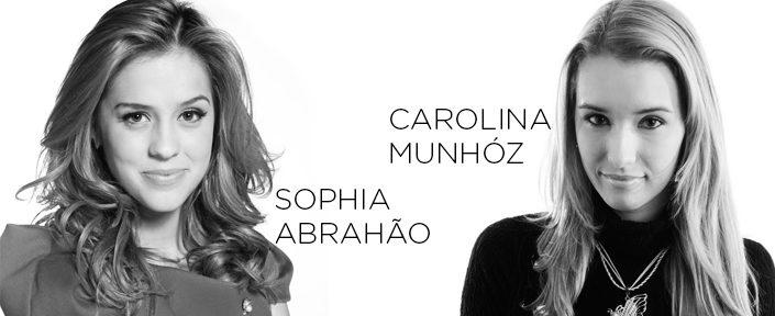 Imagem de CAROLINA MUNHÓZ E SOPHIA ABRAHÃO