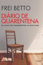 Capa de Diário de quarentena