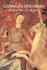 Capa de A Dama e o Unicórnio