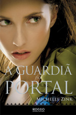 Capa de A Guardiã do Portal