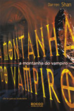 Capa de A Montanha do Vampiro